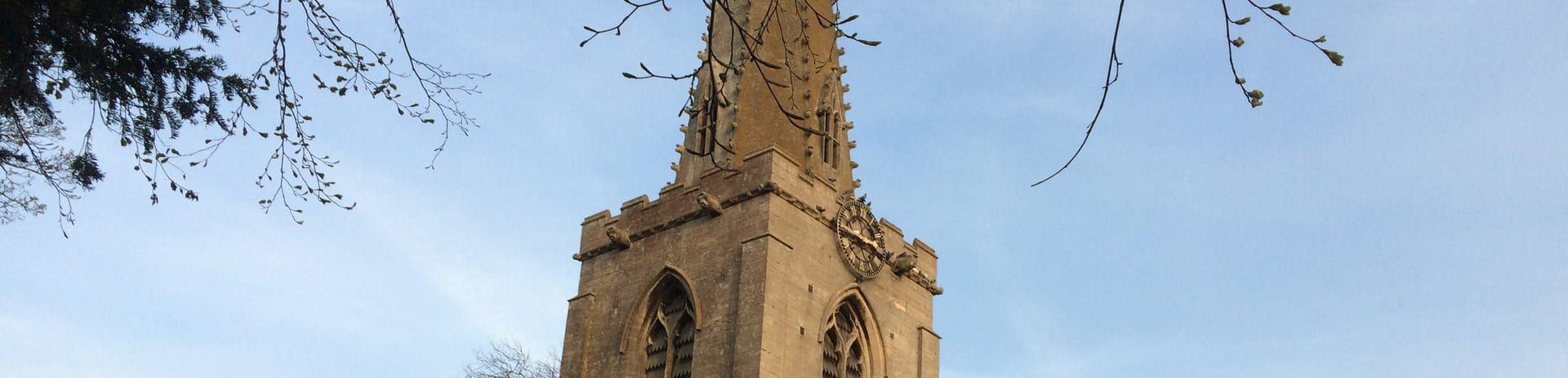 sutterton parish church spire