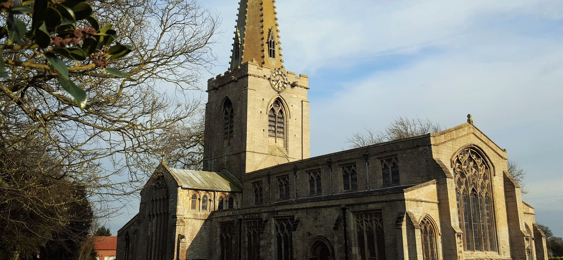 St Marys Church, Sutterton, Lincolnshire