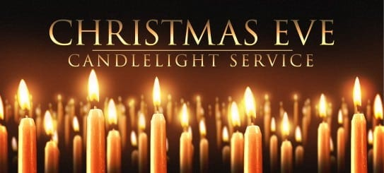 Candlight Christmas Eve Service